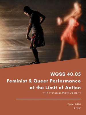 WGSS 40.05 Flyer